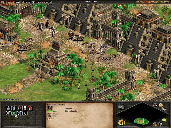 Tìm hiểu về game AOE game chiến thuật đỉnh cao