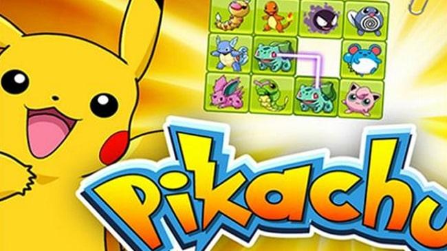 Tải game pikachu