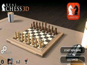 Ứng dụng game Chess 3D hay nhất