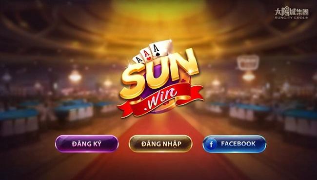 Hướng dẫn đăng ký tài khoản Sunwin