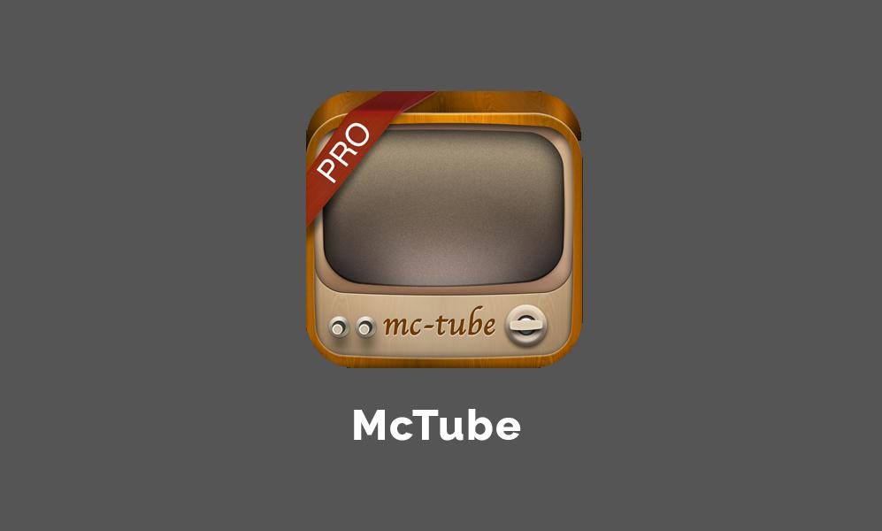 Tải video youtube bằng MCtube