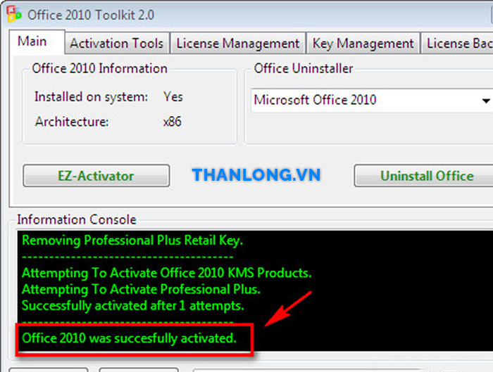 Office 2010 Full Active