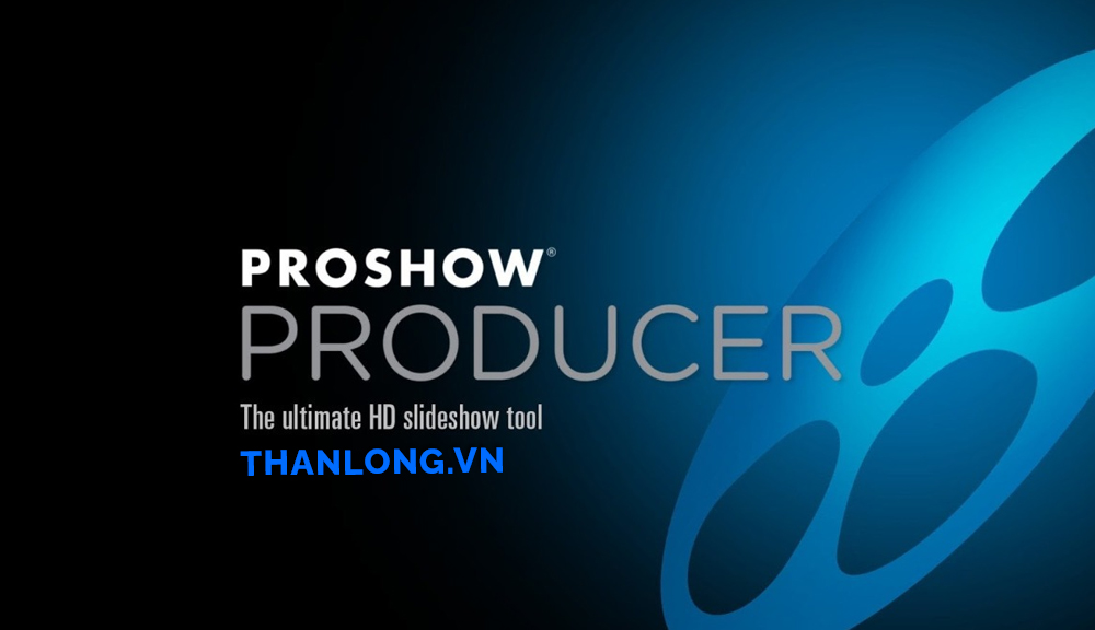 phần mềm edit video ProShow Producer