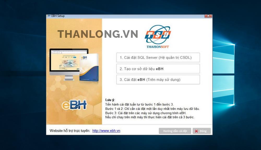 tải phần mềm EBH Thái Sơn s