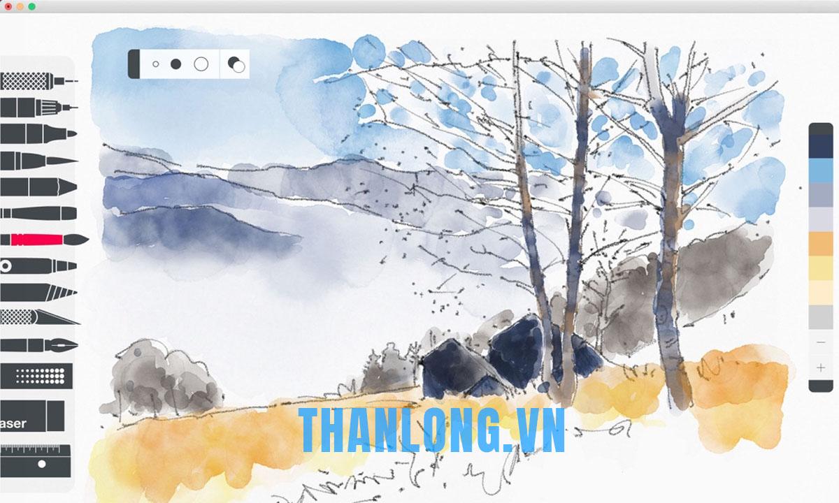 Tayasui Sketches