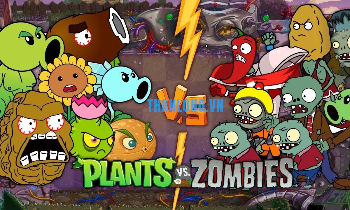 download plants vs zombies