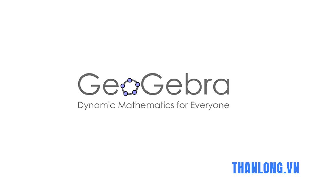 Cách Download geogebra