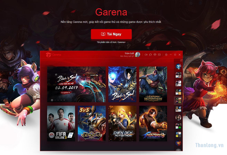 download Garena