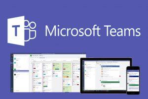 Các dowload Microsoft Team