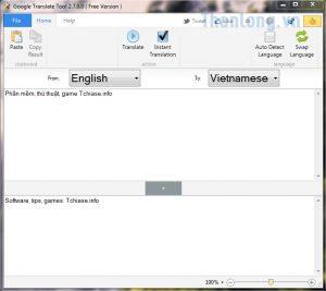 tool google translate