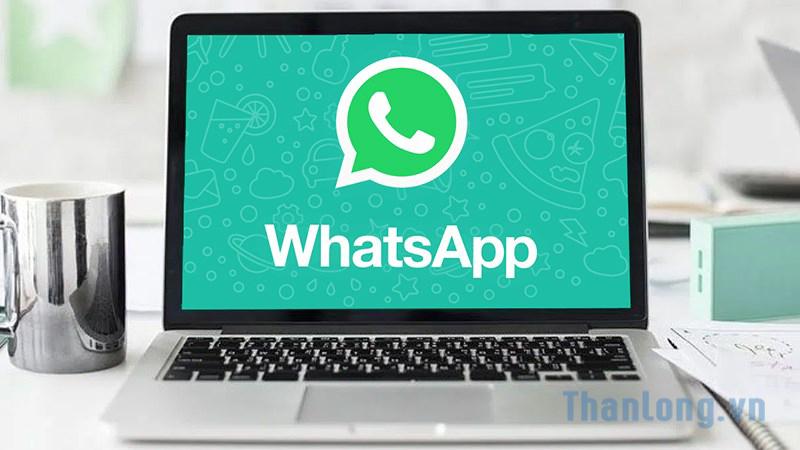 Cách tải whatsapp web cho máy tính