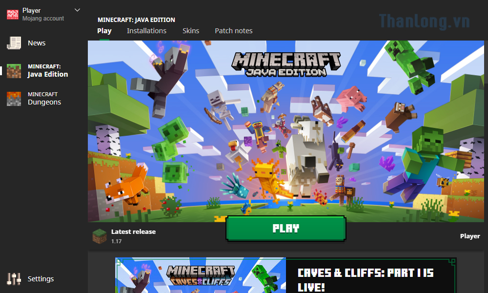 Download minecraft launcher