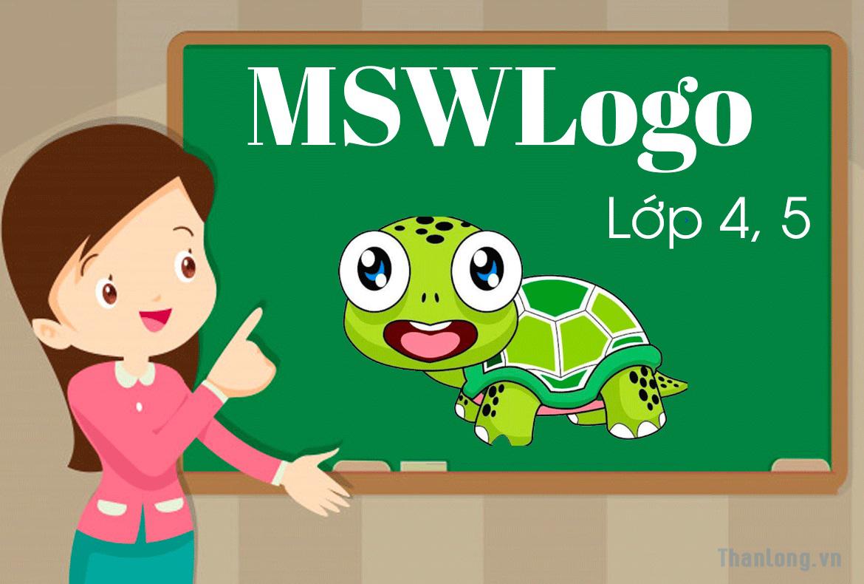 tải phần mềm mswlogo